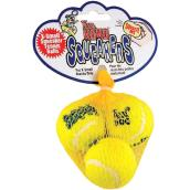 Air Ball Toy for Small Dogs - 3-Pack