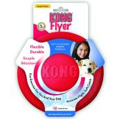 Flexible Frisbee Flyer Dog Toy - 9 1/2''