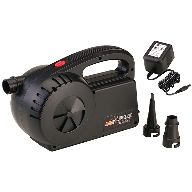 Rechargeable Air Pump - QuickPump