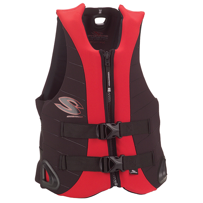 "Men's Hydroprene Vest - V-Flex - Large - 40""-42"""