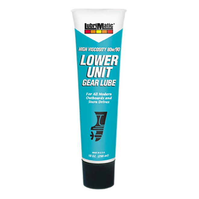 Outboard Gear Lubricant - 284ml