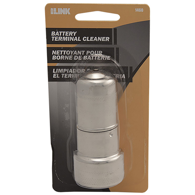 Battery Brush Cleaner - 2 Pieces