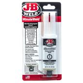 Minute Weld Epoxy Syringe - 25ml