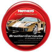 Paste Carnauba Wax Cleaner - 340g