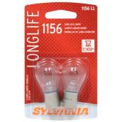 Car Long Life Miniature Bulb - 1156- Pack of 2