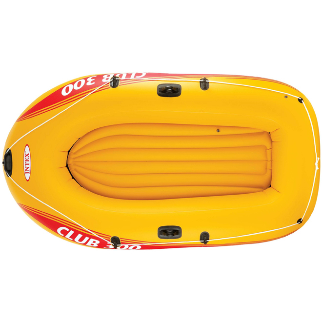 "Inflatable Boat - HydroForce - 2 Person - 77"" x 45"""