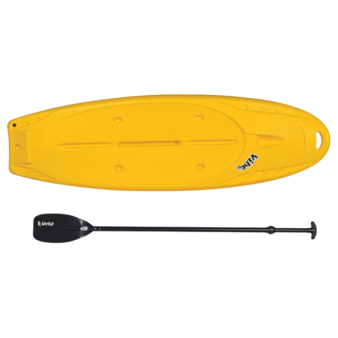 Stand-Up Paddle Board with Paddle