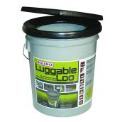 Seau hygiénique portatif, Luggable Loo, 5 gallons