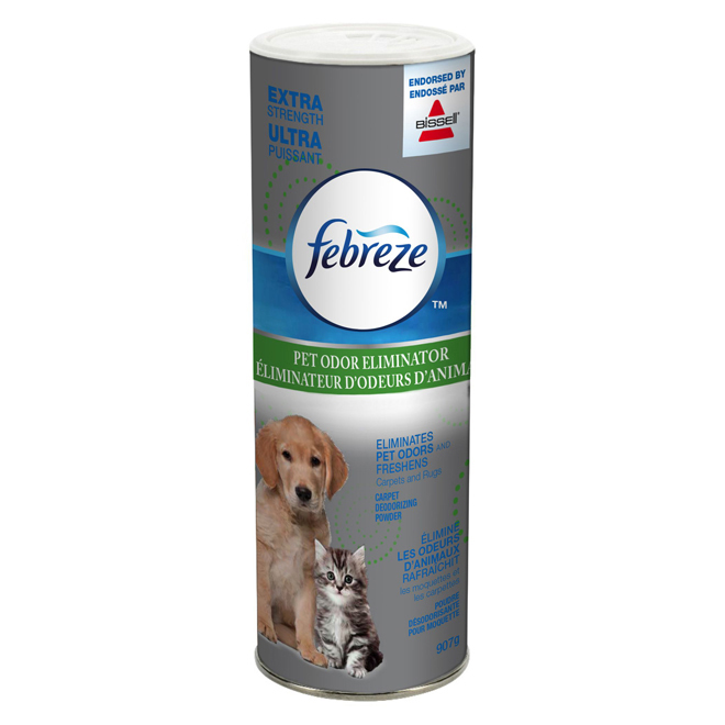 Deodorizing Carpet Powder - Pet Odor Eliminator - 907 g