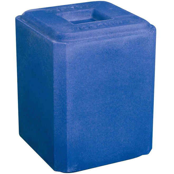 Cobalt Iodized Salt Block - Blue - 20 kg