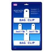 Bag Clips Set - 4-Pack
