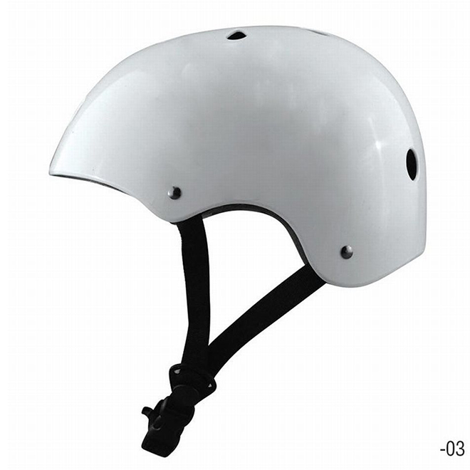 Bike Helmet - EVO E-Tec Hero - Small - White