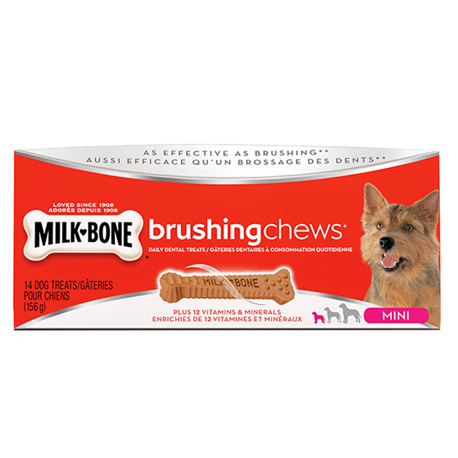 Treats for Small Dogs - Oral Care