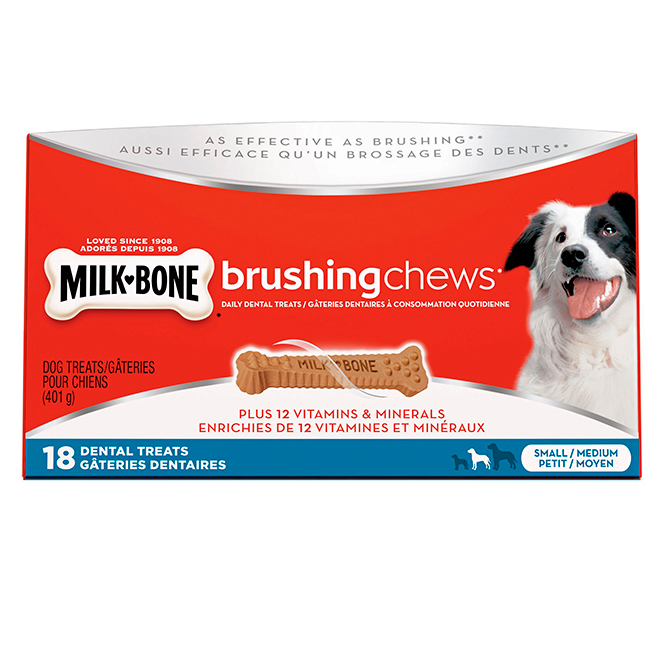 Treats for Small/Medium Dogs - Oral Care