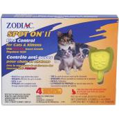 Flea Control for Cats and Kittens - Spot On II