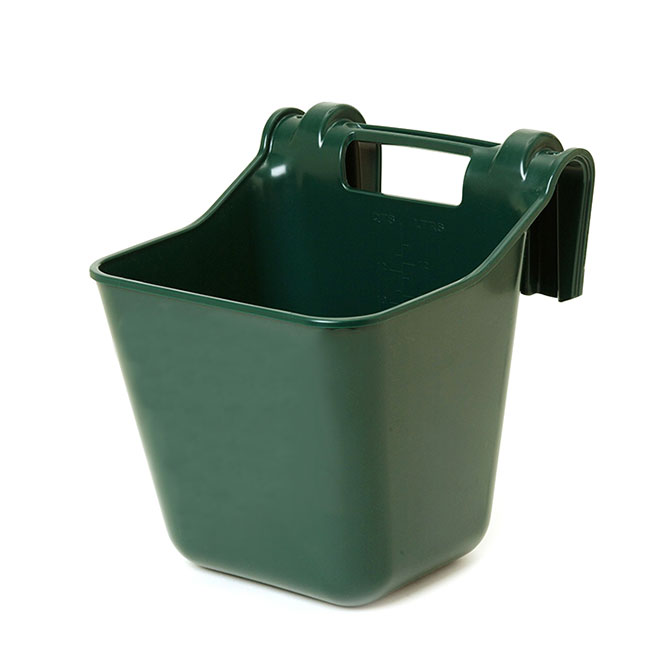 Hook-Over Feeder - 3 Gallons - Green