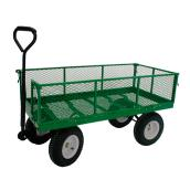 Folding-Side Wagon - 4 Wheels - 800 lbs Capacity - 24