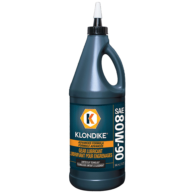 Gear Oil - 80W90 - GL-5 - 946 mL