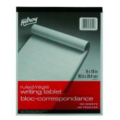 Hilroy Ruled Paper Pad - 8