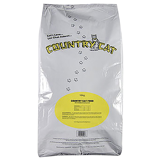 Dry Cat Food - 18 kg