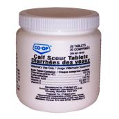 Calf Scour Tablets - 20 Tablets