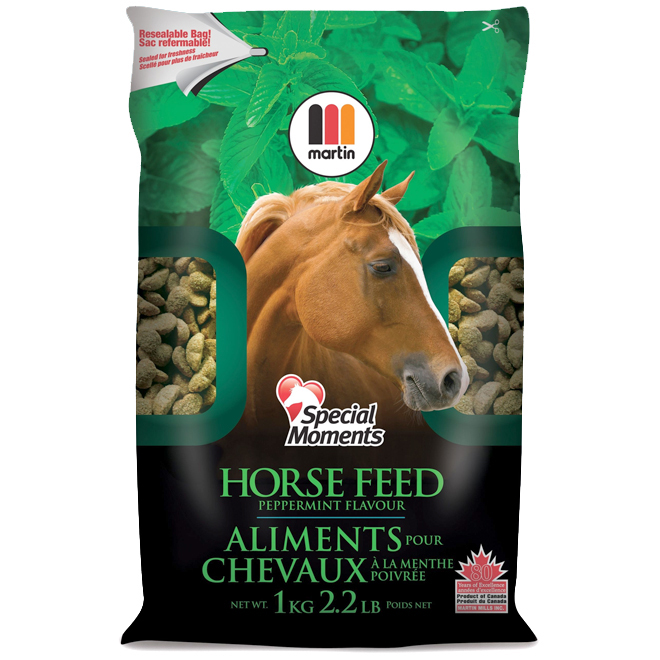 Horse Treats - Special Moments - Peppermint - 1 kg