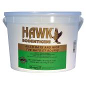 Rodenticide - Hawk Bait Chunx - 0.8 kg