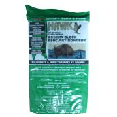 Rodenticide Hawk Bait Block, 450 g