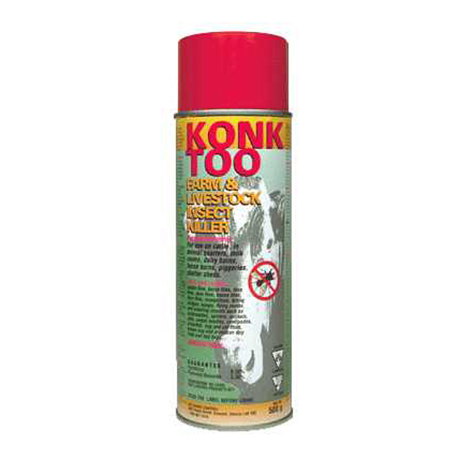 Insecticide Konk Too Barn, 500 g