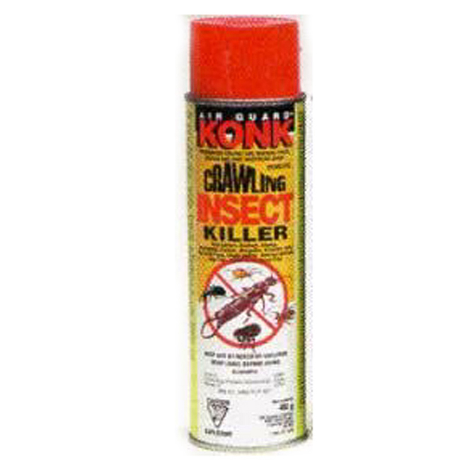 Insecticide 499 Air Guard Crawling Insect Killer