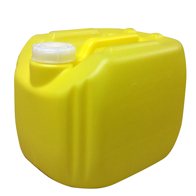 Chlorine Container - Yellow - 10 L