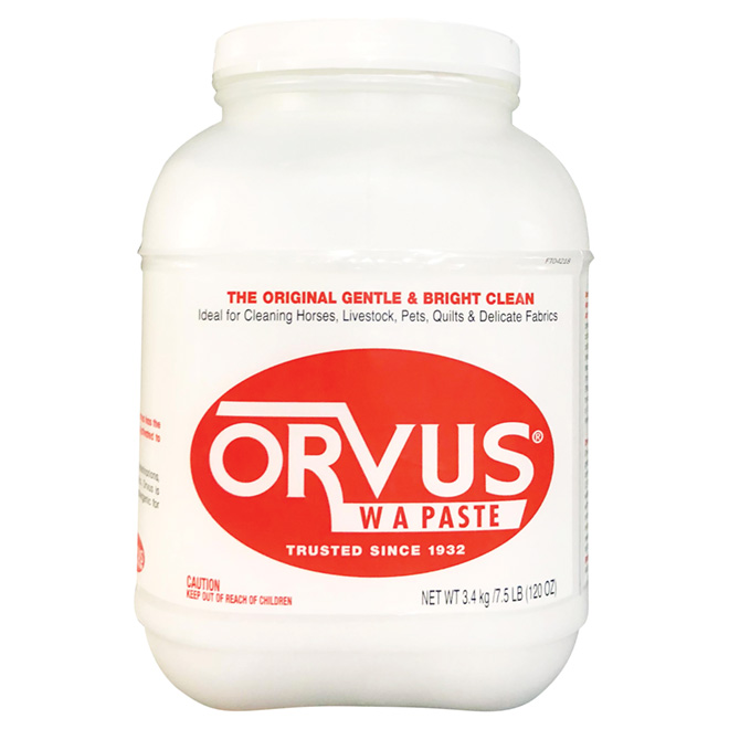 Animal Shampoo - Orvus Paste Shampoo - 7.5 lbs