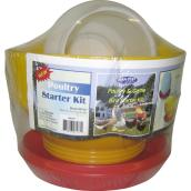 Poultry and Game Bird Starter Kit - 3 pieces