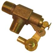 Brass Waterer Valve - 1/2''