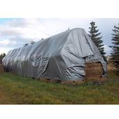 Bale Stack Cover - 33' x 48'