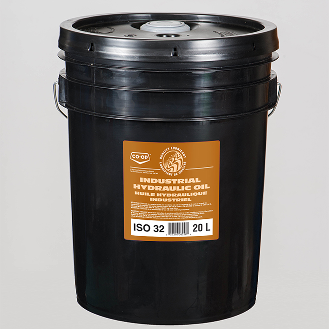 Industrial Hydraulic Oil - ISO32 - 20 L