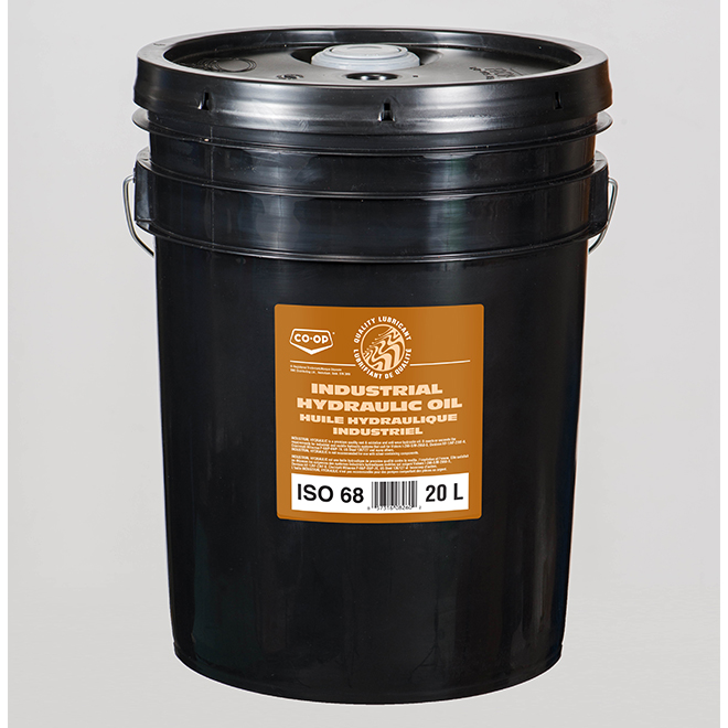 Industrial Hydraulic Oil - ISO68 - 20 L