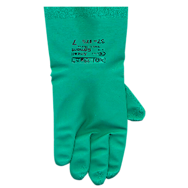 Men's Sol-Vex Nitrile Garden Gloves - Large