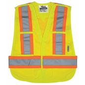 Safety Vest - Large/X-Large - Yellow