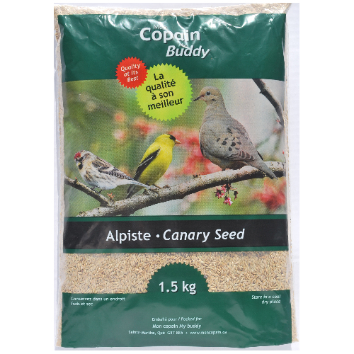 Canary Seed Wild Bird Food - 1.5 kg