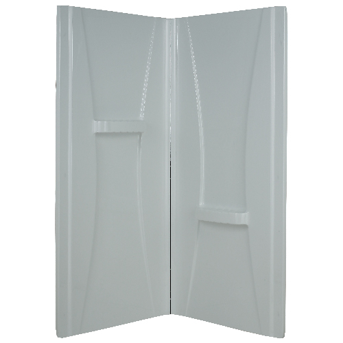 Shower wall - Boya - 34""