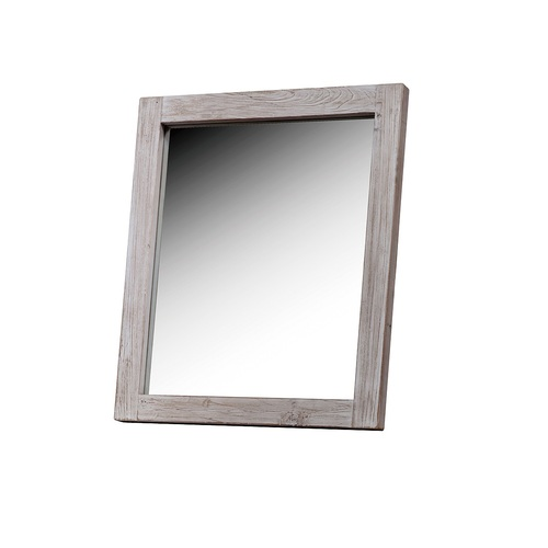 Artisan Mirror - Natural White