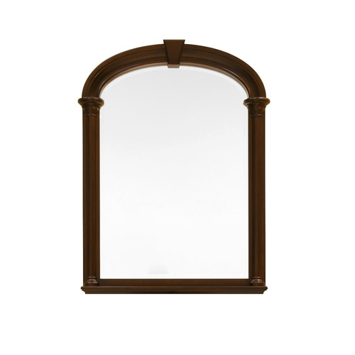 Palladio Mirror - Brown