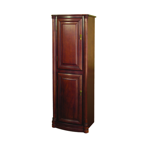 """Wingate"" Linen Tower 17½"" - 2 Doors - Cherry"
