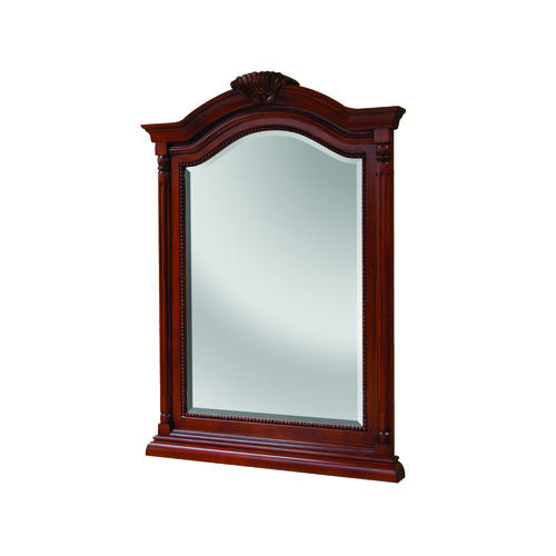 """Wingate"" Mirror 26"" - Cherry"