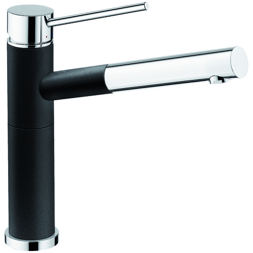 "Kitchen Faucet ""Alta"" - Bright Anthracite/Chrome"