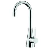 Faucet 1 Handle Kitchen Faucet Chrome Rona
