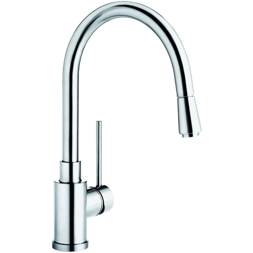 "Kitchen Faucet ""Harmony"" - Bright Chrome"