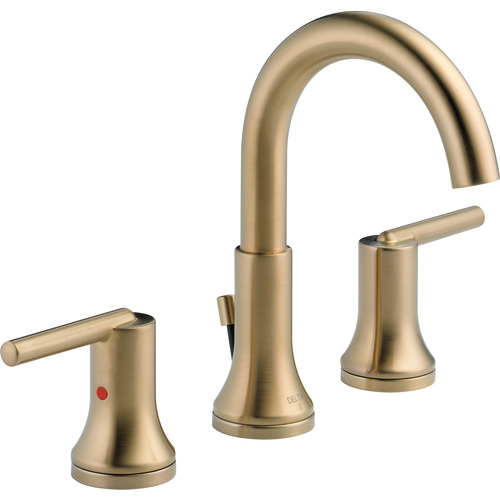 "Two-Handle Lavatory - ""Trinsic"" - Champagne Bronze"
