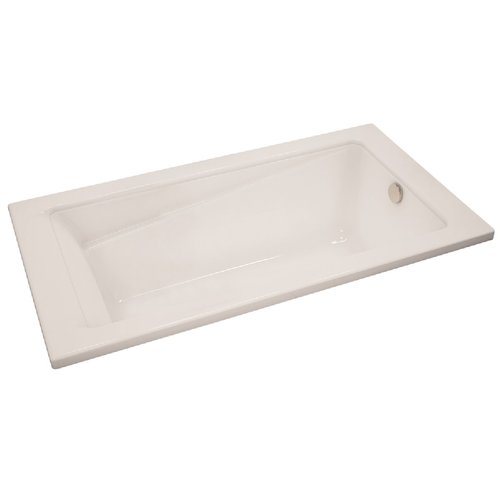 New Town Drop-In Bathtub - Hydrosens/Aerosens - 60 x 32""